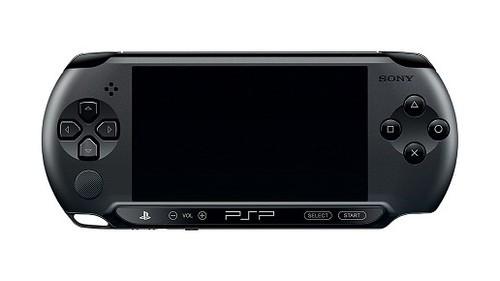 新型PSP E-1000公布 售价99欧元 无wifi