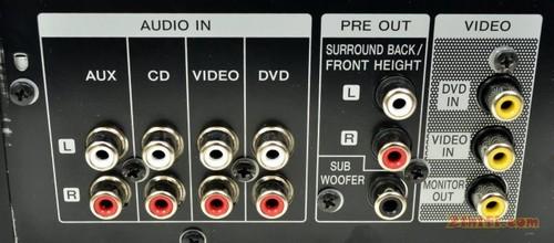 1声道 建伍rv-7000入门功放解析