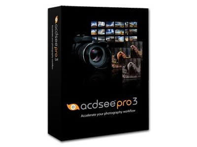 ACDSee Pro 相片管理器 3 (简体中文版)