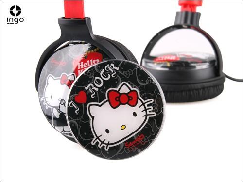 戴耳机嗨起来动物图片
