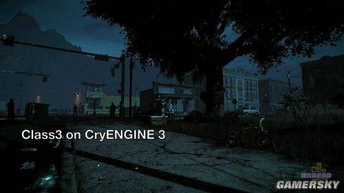 孤岛危机2引擎打造 僵尸游戏class3登场