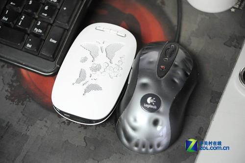 仅有鼠标大小!魅歌S20便携音箱评测