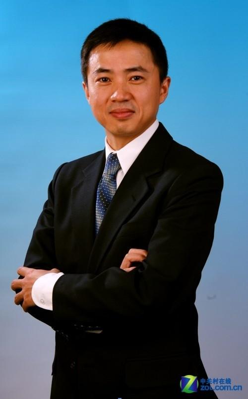 行业合作与解决方案中国区总监凌琦简历