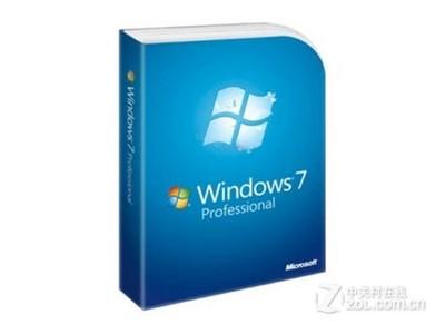 Microsoft Windows 7 中文旗舰版[64位]//英文旗舰版 [多国语言版][64位] for DELL