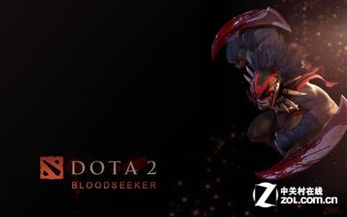 DotA2血魔高清晰壁纸欣赏及下载