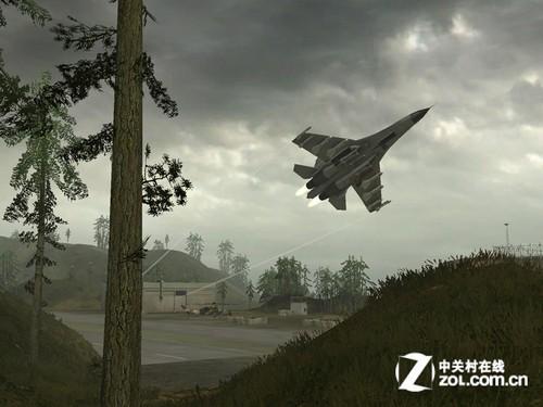 战地2天气系统画质表现  虽然留有遗憾,但整体来讲《战地2...