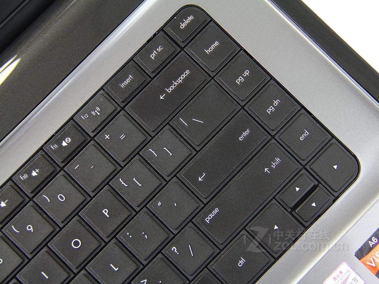 惠普g6系列键盘面右上图片欣赏图片