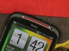 HTC 灵感XE 黑色 听筒图