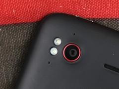 HTC 灵感XE 黑色 摄像头