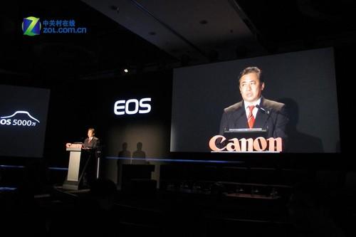 12fps连拍+双DIGIC 5 佳能EOS 1D X发布