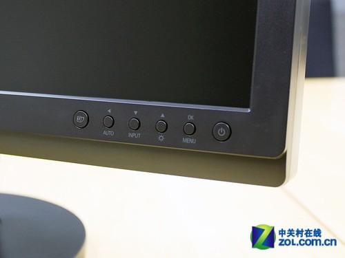 飞利浦240S1液晶显示器的按键-飞利浦240S1SB细节如何高清图片
