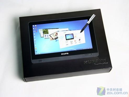 汽车工艺外壳 kupa x11平板电脑图赏