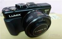 超高控噪单电相机 松下GX1套机售4499元