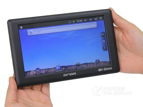 国产最热卖MID 昂达VX610W豪华版现499元