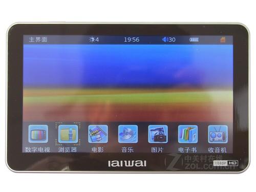 大屏全能移动电视 爱华H807亚马逊739元