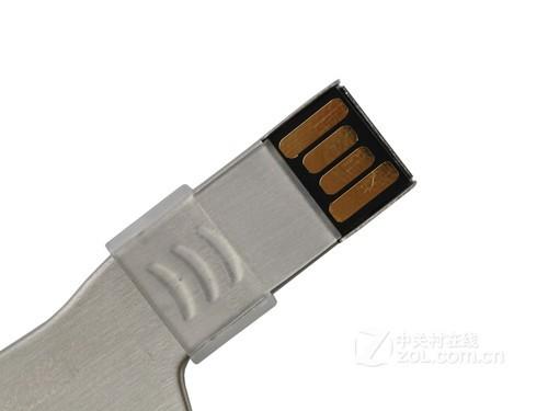 SSK石像优盘 8GB评测