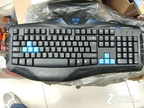 宜博眼镜蛇游戏套装键盘