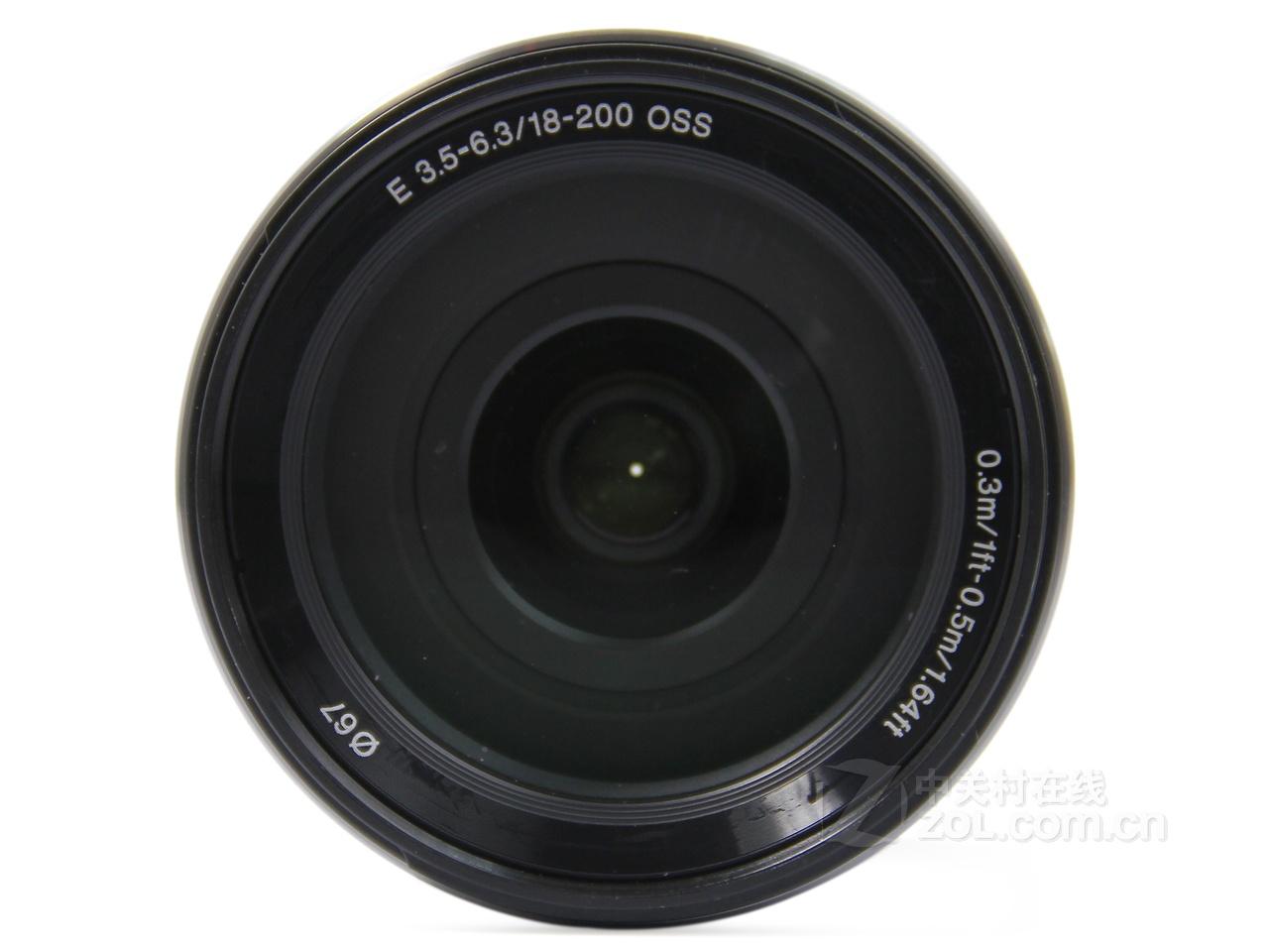 索尼e 18-200mm f/3.5-6.3 oss(sel18200)