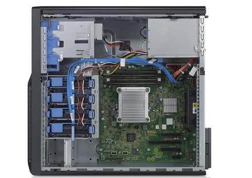 你的第一台服务器-戴尔塔式服务器T110 II评测