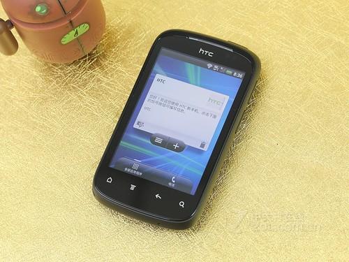 HTC 达人 黑色 外观图