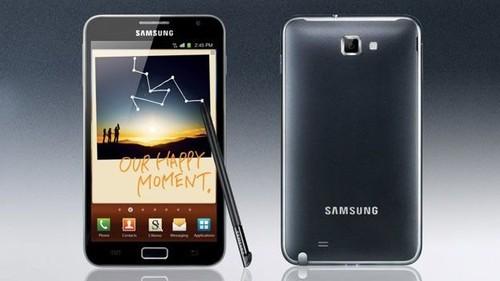 三星推最大屏幕智能手机 一日降价千元