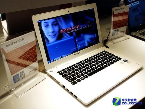 CES2012:多图解析联想U310新款超极本