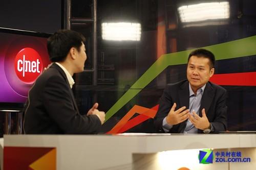 联想陈旭东:最快2012年做到全球PC第一