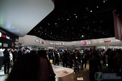 CES现场直击:LG概念型产品引爆全场