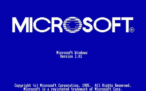 Win8测试版发布在即:细数Windows版本历年变化