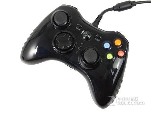手柄连接线长度达3米,足够主机游戏玩家使用