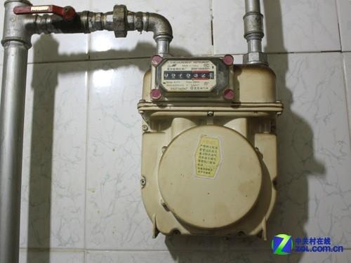 老式煤气表怎么看图解