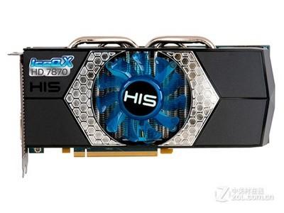 HIS 7870 IceQ X 2GB GDDR5