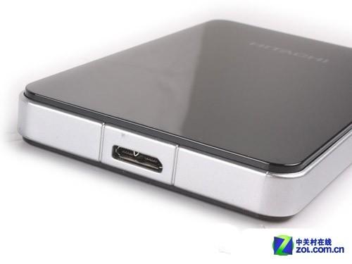 原厂品质 日立USB3.0移动硬盘559元