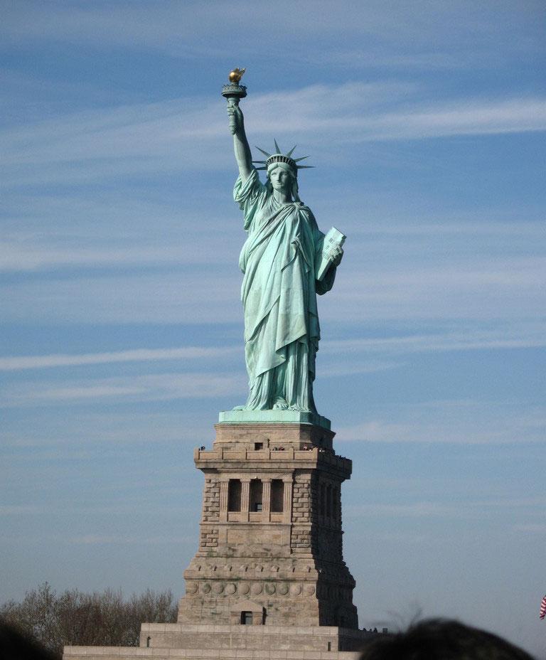 美国 自由女神像