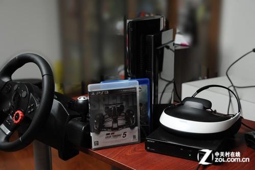 体验5999元750吋IMAX索尼3D头戴式影院