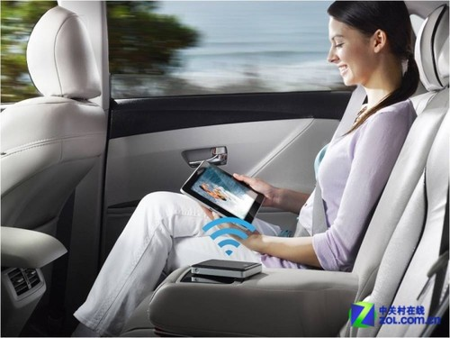 iPad3引话外音 无线硬盘能够走多远