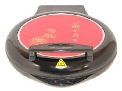 送切饼器 大礼包利仁LR-280A电饼铛花好月圆送锅盖油刷铲子