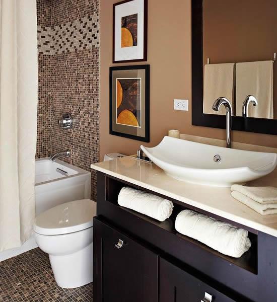 Beautiful Bathroom Color Schemes For 2018: 让心灵得到休息 10款现代时尚浴室设计-第3页-家电频道-ZOL中关村在线
