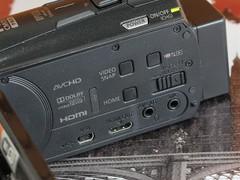 佳能 HF M52黑色 机身内侧