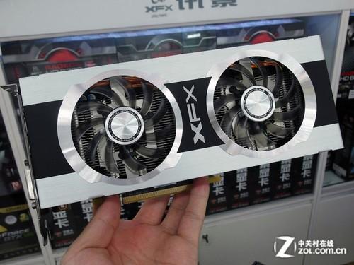 3K新构架唯一选择 讯景HD7870售3099元