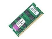 金士顿 戴尔笔记本系统指定内存 2GB DDR2 800