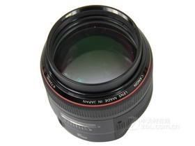 佳能EF 85mm f/1.2 L II USM顶部