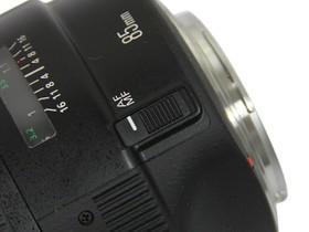 佳能EF 85mm f/1.2 L II USM设置按键