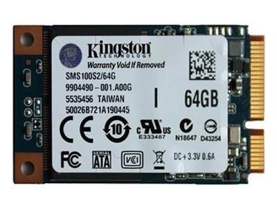 金士顿 SSDNow MS100系列 64GB(SMS100S2/64G)
