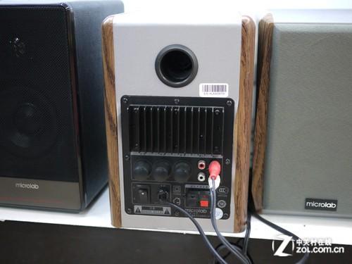 木质经典款 麦博B73入门2.0音箱280元