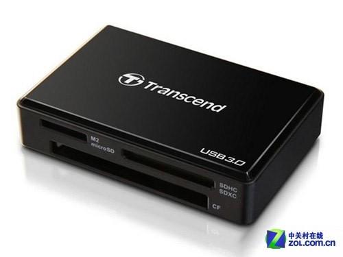 USB3.0接口 创见低价RDF8读卡器解析
