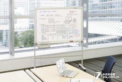 商教多用 普乐士BF-041S电子白板简评