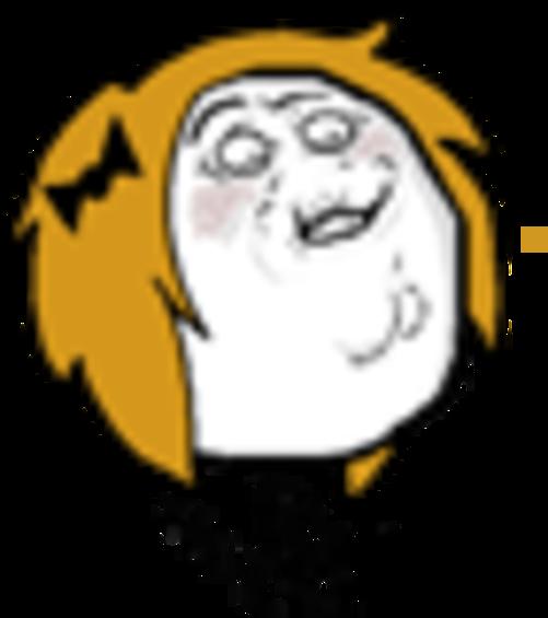 暴走漫画qq表情里的经典形象是姚明的笑脸,现在还有凤姐,曾轶可