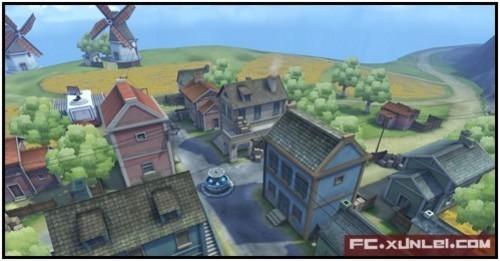 网游《大冲锋》游戏基本资料之 模式介绍