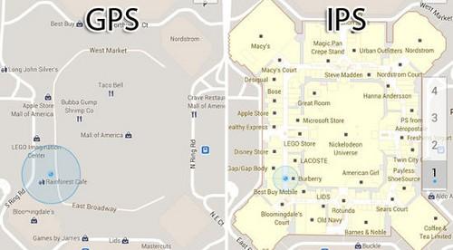 下一代导航叫IPS?室内定位已不再遥远